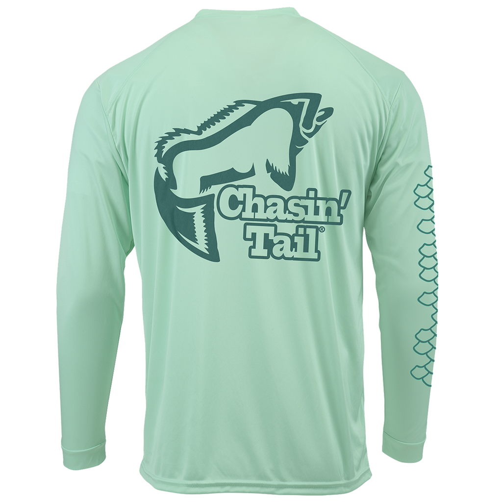 NEW Gag Grouper Performance Long Sleeve