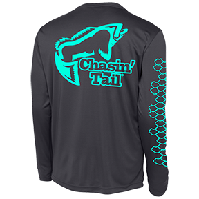 Gag Grouper Performance Long Sleeve