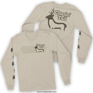 NEW Mule Deer Long Sleeve Tee