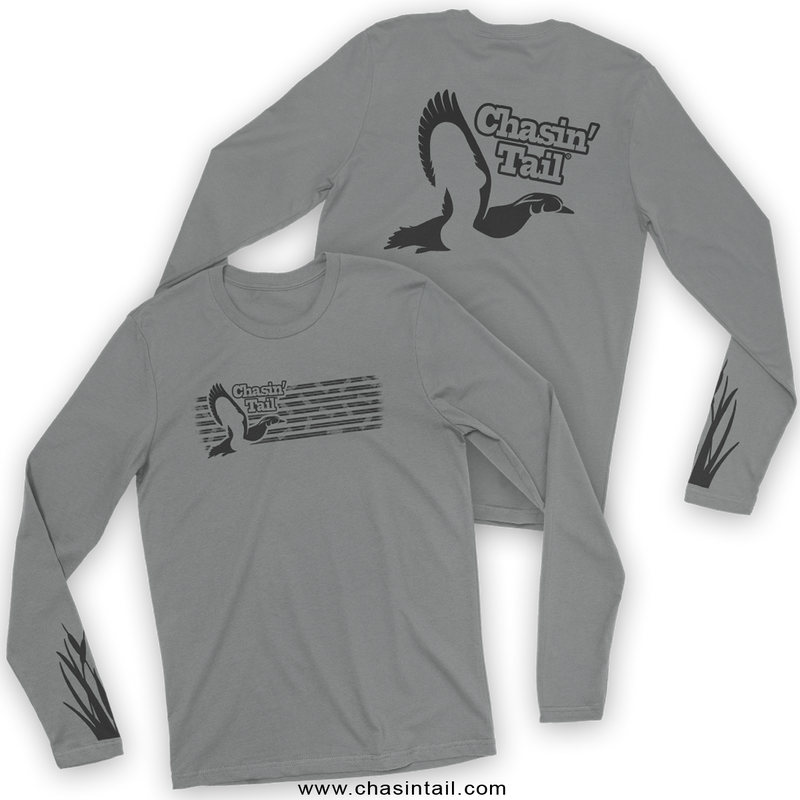 New Wood Duck Long Sleeve Tee