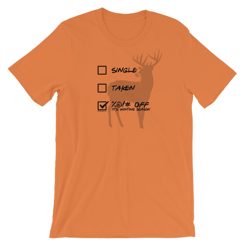 NEW Whitetail F-Off Season Tee