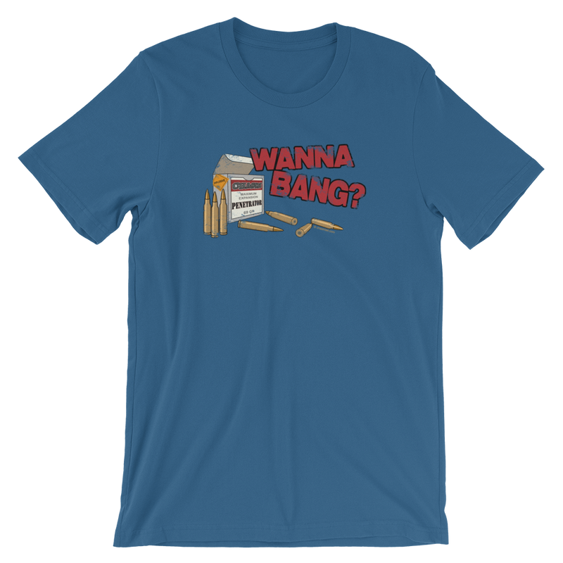 NEW Wanna Bang Bullet Tee