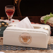 Tissue Box Ceramic Bathroom Paper Holder (Free Delivery)
