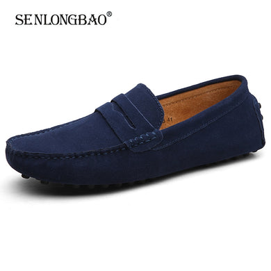 High Quality Casual Men Leather Loafers (Free Delivery)