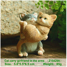 Everyday Collection Cute Kittens Cat Figurine (Free Delivery)
