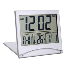 Creative Digital Wooden Clock (Free Delivery)