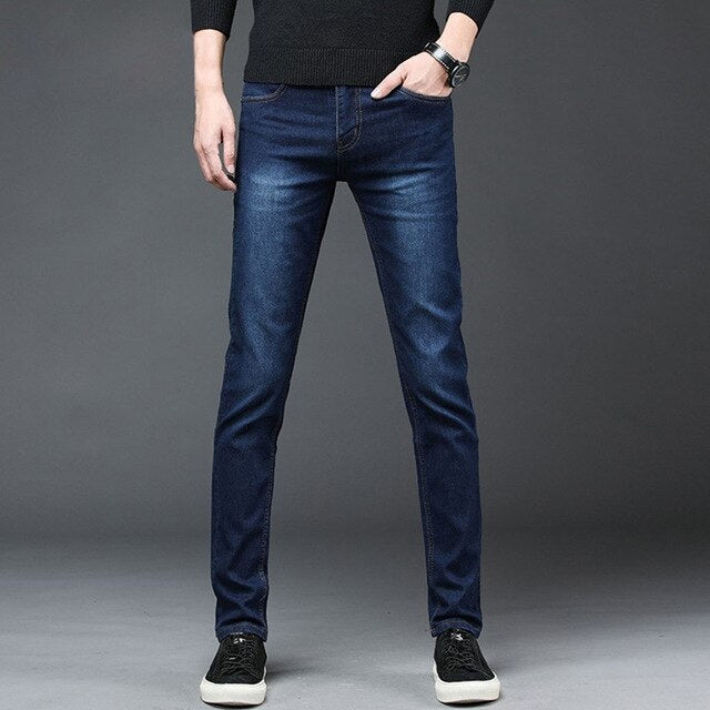 2020 New Arrival Men's Denim Straight Jeans (Free Delivery)