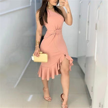 Elegant Lady Party Dress (Free Delivery)