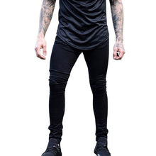 Fashion Solid Color Simple Jeans 3 Solid Colors For Mens
