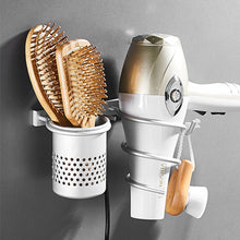 Gold Hair Dryer Holder (Free Delivery)