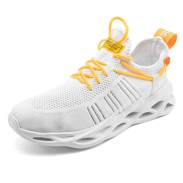 Men's casual sports jogging sneakers (Free delivery)