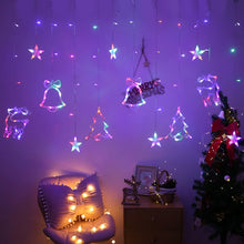 Christmas lights led 3.5m Curtain light (Free Delivery)