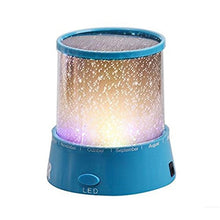 Starry Sky Night Light Bedroom Lamp (Free Delivery)