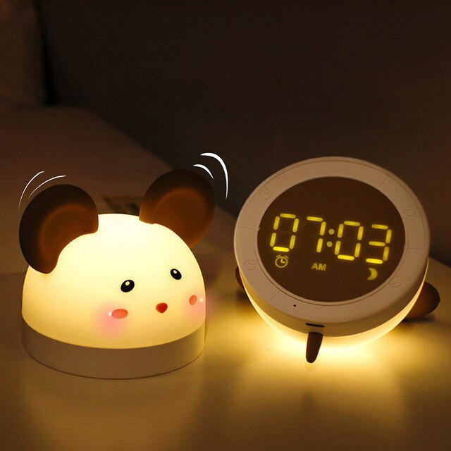 Wake Up Light  Alarm Clock (Free Delivery)