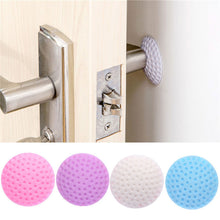 5 Pcs of Golf Rubber Wall sticker for protecting wall from doors handle (Free Delivery)