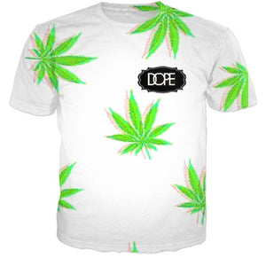 Blurry Dope Weed T-Shirt