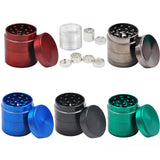 4 Layer Metal Gift Box Grinder