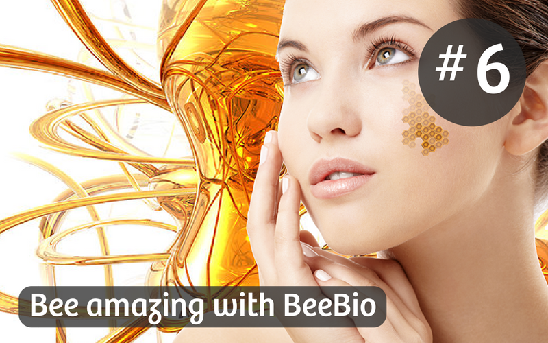 BeeBio Active Manuka honey renews skin cell repair