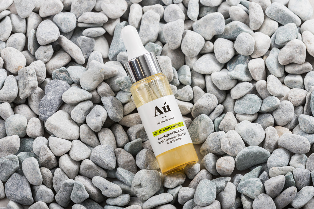 Au Natural Skinfood Anti Ageing Face Oil With Retinol and Harakeke Seed Oil Wholesale