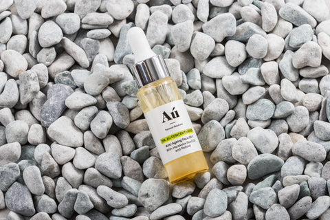 BeeBio Skin - Au Natural Skinfood Anti-Ageing Face Oil with Harakeke Seed Oil and Retinol