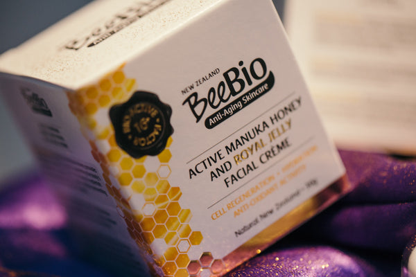 BeeBio Natural Manuka Skincare Royal Jelly Creme