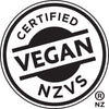 Au Natural Skinfood Vegan Certification