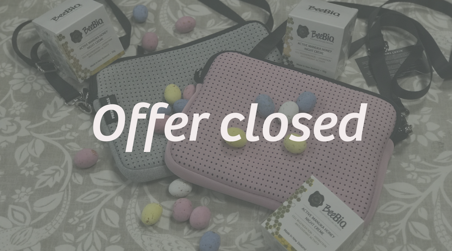 Easter Offer Closed