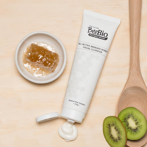 BeeBio Active Manuka Honey Facial Cleanser