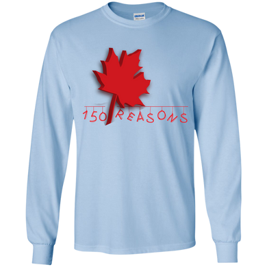 150 Reasons 101 Youth Long Sleeve T-Shirt