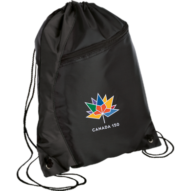 Canada 150 CLF Colorblock Cinch Pack