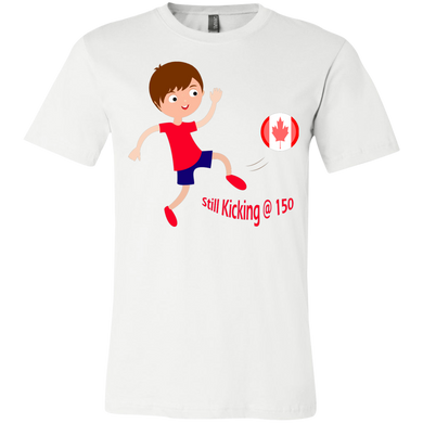 Still Kicking Youth Short Sleeve T-Shirt