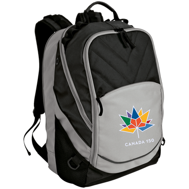 Canada 150 CLF Embroidered Laptop Computer Backpack