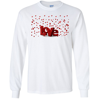 Men's Cotton T-Shirt for Valentines, Birthdays, and Fathers Day Gifts