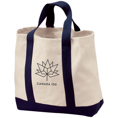 Canada 150 CLB 2-Tone Shopping Tote