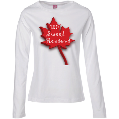 150 Reasons 404 Women's Long Sleeve T-Shirt