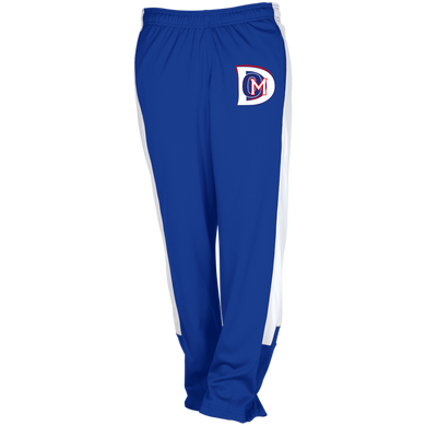 DOM  Embroidery Performance Colorblock Pants