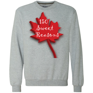 150 Reasons 404 Crewneck Sweatshirt