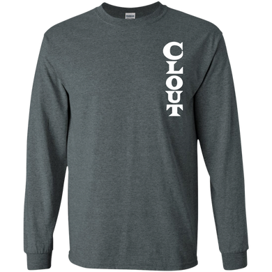 Cotton T-Shirts, Long Sleeves,  Unisex, Clout Ts