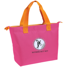 Nothing But Net Zippered Tote