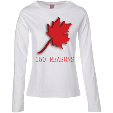 150 Reasons 303 Women's Long Sleeve T-Shirt