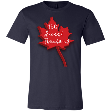 150 Reasons 404 Unisex Short Sleeve T-Shirt