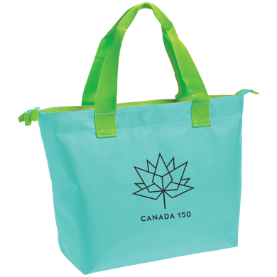 Canada 150 CLB Zippered Tote