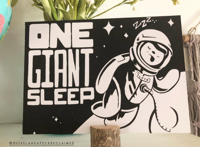 ONE GIANT SLEEP