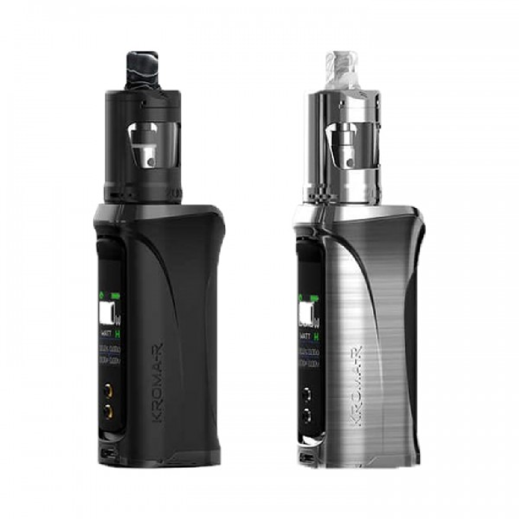 Kit kroma R Innokin Zlide High vaping