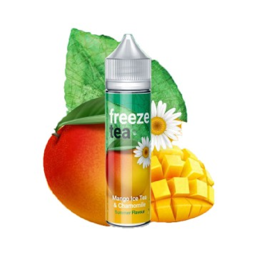Mangue Ice tea High Vaping