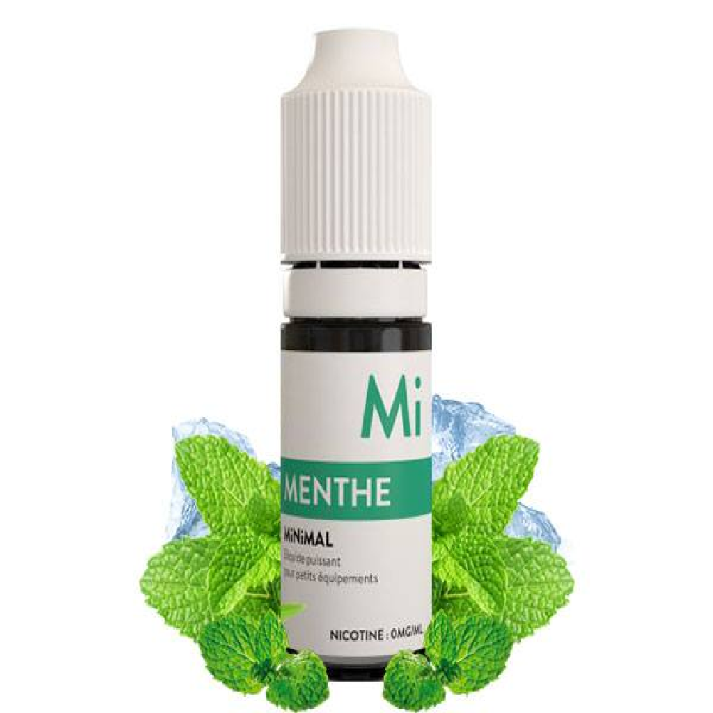 Minimal menthe High Vaping