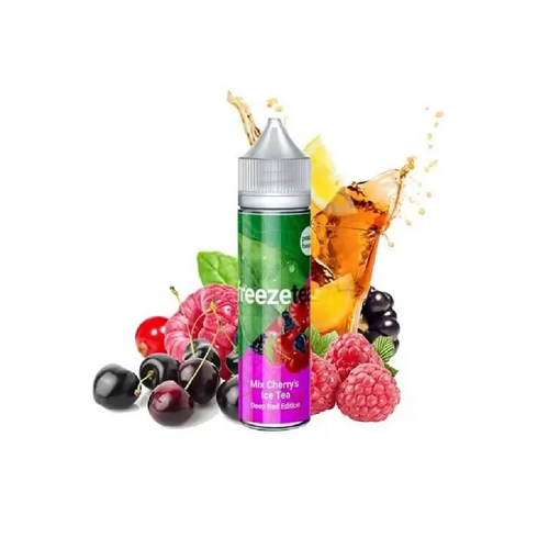 Mix Cherry s ice tea High Vaping
