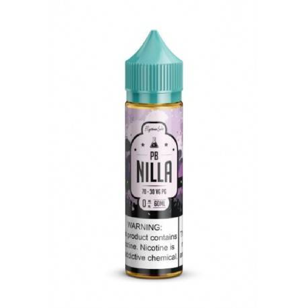PB NILLA Elysian Labs High Vaping