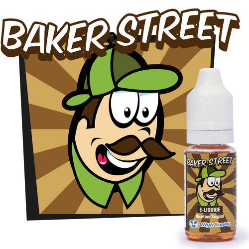 Baker Street High Vaping