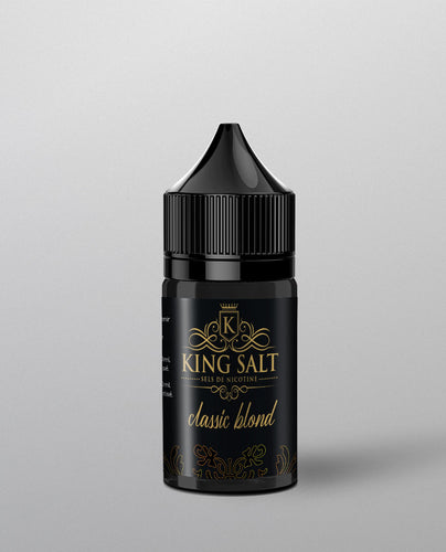 King Salt Classic Blond 20ml High Vaping